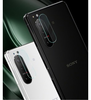Sony Xperia 5 ii Full HD Crystal Clear Camera Lens Protector Tempered Glass