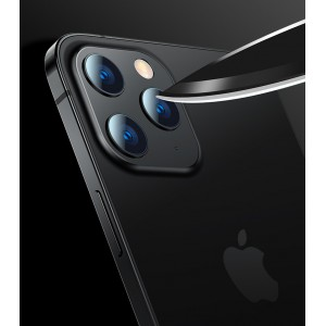 Iphone 12 Pro Max Iphone 12 Mini Full HD Crystal Clear Camera Lens Protector Tempered Glass