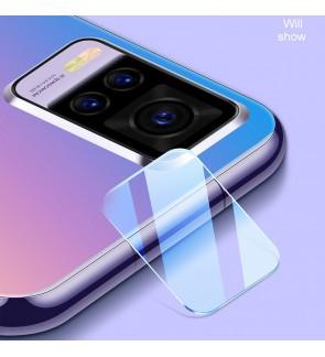 Vivo V20 Full HD Crystal Clear Camera Lens Protector Tempered Glass