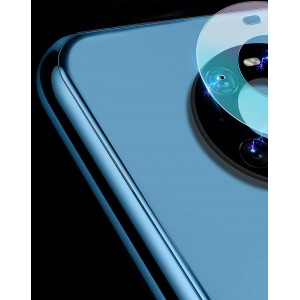 Huawei Mate 40 Pro Full HD Crystal Clear Camera Lens Protector Tempered Glass