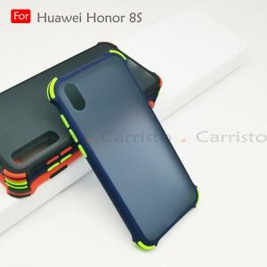 Huawei Honor 9X Honor 8S Honor 20 Nova 4E Nova 5T Honor 7S Bogey Shockproof Case Housing Hard Back Cover Casing