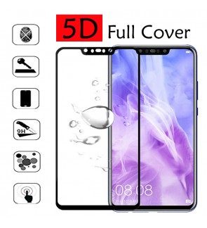 Samsung Galaxy A71 5D Full Cover 9H Tempered Glass Screen Protector Clear Guard
