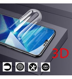 Matte Samsung Galaxy A70 A80 A51 A71 Nano Hydrogel Protection Soft Silicone Anti finger print Screen Protector Guard