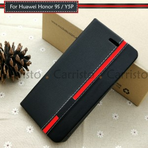 Huawei Y7P Y6P Y5P Y7A Honor 9S Horizon Luxury Flip Case Card Bag Cover Stand Pouch Leather Casing Phone Housing