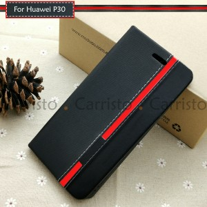 Huawei P40 Pro P30 Pro P30 P40 Horizon Luxury Flip Case Card Bag Cover Stand Pouch Leather Casing Phone Housing