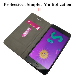 Vivo Y11 Y12 Y15 Y17 Y19 S1 S1 Pro Horizon Luxury Flip Case Card Bag Cover Stand Pouch Leather Casing Phone Housing