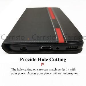 Vivo V17 Pro V20 Pro V20 SE Horizon Luxury Flip Case Card Bag Cover Stand Pouch Leather Casing Phone Mobile Housing