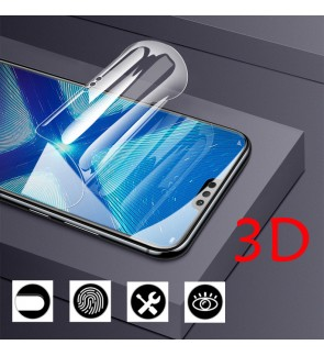 Anti Blueray Samsung Galaxy A52 4G 5G C9 Pro Nano Hydrogel Shield Soft Silicone Anti finger print Screen Protector Guard