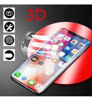 Matte Xiaomi Poco F3 Mi 11 Lite Nano Hydrogel Shield Protection Soft Silicone Anti finger print Screen Protector Guard