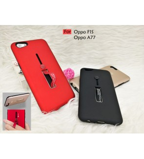 Oppo F1s / A77  2 in 1 TPU Hard Plastic Case Cover Casing