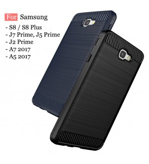 Samsung Galaxy S8 Plus J2 J5 J7 Prime A5 A7 2017 TPU Soft Case Cover Casing