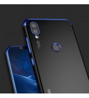 Huawei Nova 3 P9 Plus Plating TPU Soft Case Cover Casing Housing Electroplate