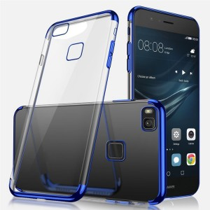 Huawei P10 Plus P10 Lite P9 Lite Electroplate Plating TPU Soft Case Cover Casing