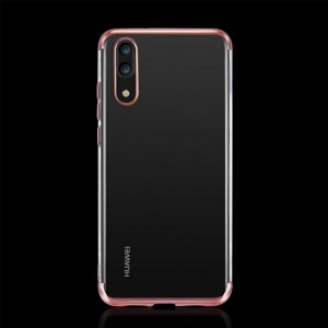 Huawei P20 P20 Pro Mate 10 Pro Electroplate Plating TPU Soft Case Cover Casing