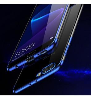 Huawei Nova 3E Honor 10 Y7 Prime Honor 7A Electroplate Soft Case Cover Casing