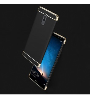 Huawei Honor 10 Honor 7A Nova 3E 3 in 1 Hard Case Cover Casing