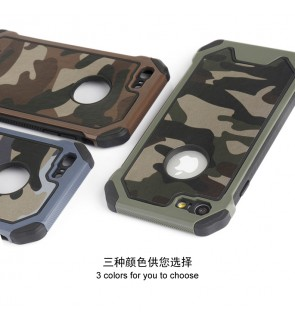 Iphone 6 6S Plus Iphone 7 Plus Army Case Casing Cover Housing