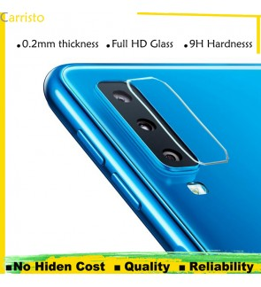 Samsung Galaxy J4 Plus J6 Plus A9 A7 2018 Camera Lens Protector Tempered Glass