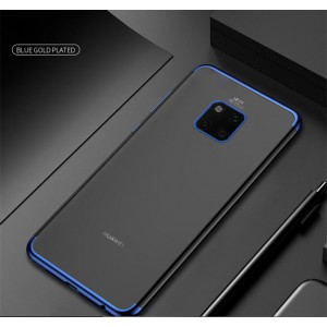 Huawei Mate 20 Pro Y9 2019 Electroplate TPU Soft Case Cover Casing Housing