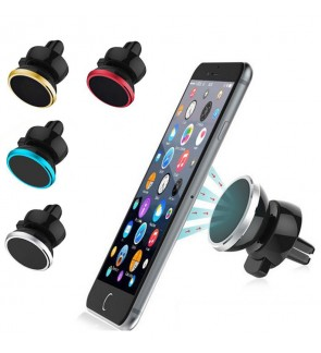Universal 360 Degree Viewer Magnetic Car GPS Phone Mobile Holder Clamped