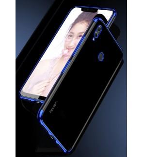 Huawei Honor 10 Lite V20 View 20 Nova 4 TPU Soft Case Cover Casing Electroplate
