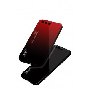 Huawei P10 Lite P10 Plus Mate 10 Pro Case Cover Casing Aurora Tempered Glass