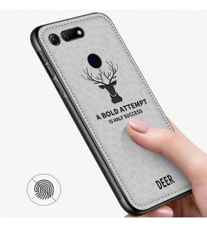 Huawei Nova 4 Y9 2019 Honor V20 Honor 8C View 20 Case Cover Casing Deer Soft