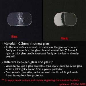 Asus Zenfone Max Pro M1 M2 ZB601KL ZB631KL 5z 5 Camera Lens Protector Tempered Glass