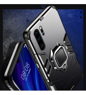 Huawei P30 P30 Pro Nova 4E Y9 Prime Y5 2019 Honor V20 View 20 Car Holder Case Cover Casing Protection