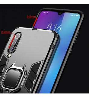 Samsung Galaxy A10S A20S A30S A50S Car Holder Case Cover Casing Full Protection Mobile Phone Housing Shockproof