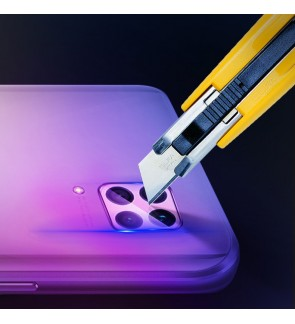 Huawei Nova 7i P40 P40 Pro P40 Pro Plus Y7P Full HD Crystal Clear Camera Lens Protector Tempered Glass