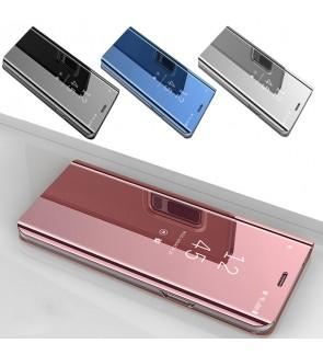 Huawei Nova 7i Y7P P40 P40 Pro Y9S Honor 8X Max Delight Mirror Flip Pouch Case Cover Casing Housing