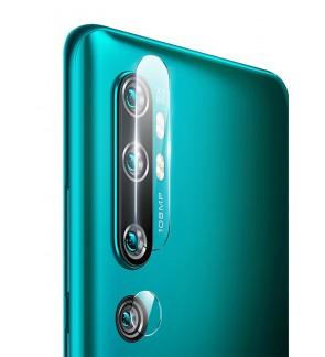 Xiaomi Redmi Note 9 Pro Pocophone F2 Pro Mi Note 10 Lite Mi 10 Pro Full HD Clear Camera Lens Protector Tempered Glass