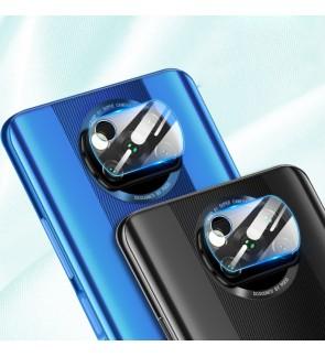 Xiaomi Pocophone X3 NFC Poco X3 NFC Mi 10T Pro Poco M3 Full HD Clear Camera Lens Protector Tempered Glass